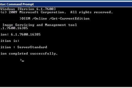 Upgrade Windows Edition